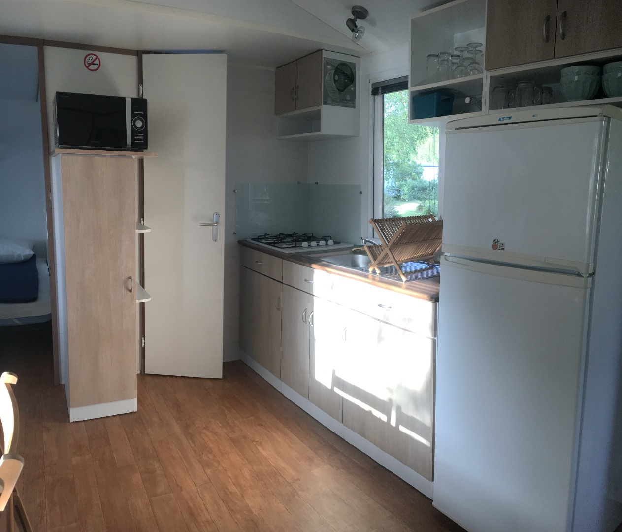 Mobil-Home Camping Le Ranch